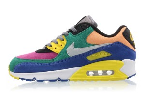 Nike Air Max 90 QS VIOTECH / Buty Męskie CD0917-300 multikolor