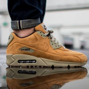 Nike Air Max 90 - Brązowe / Brown