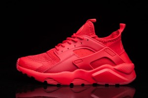 Nike Air Huarache - Czerwone / Red